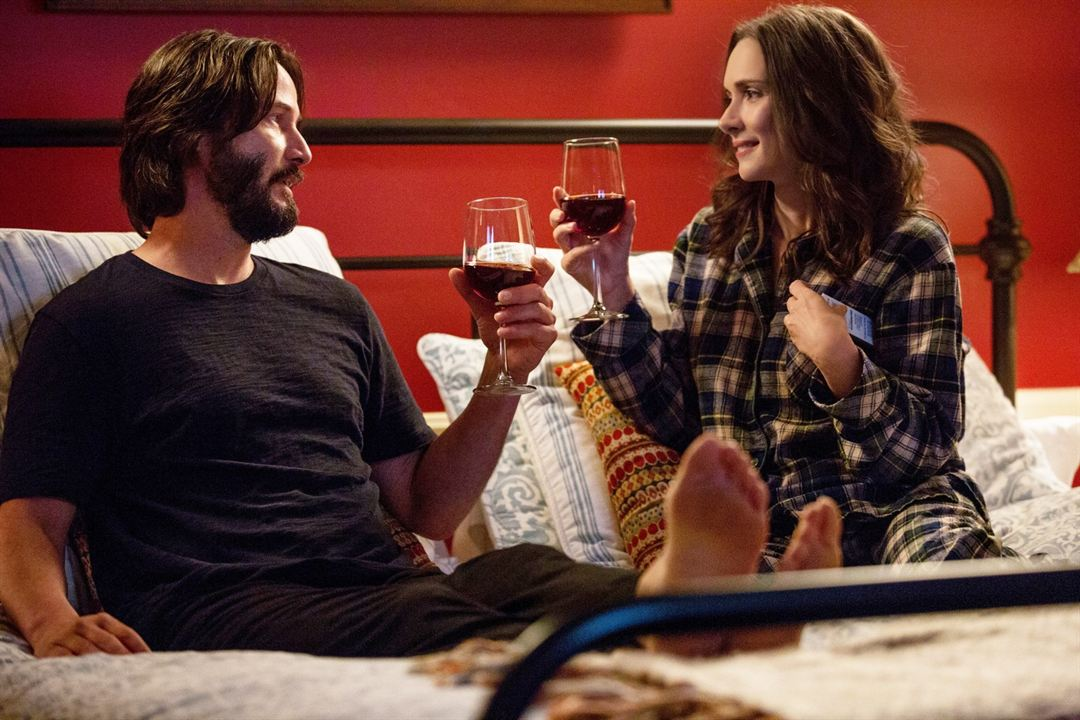 Com Quem Será? : Foto Keanu Reeves, Winona Ryder