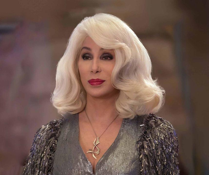 Mamma Mia! Lá Vamos Nós de Novo : Foto Cher