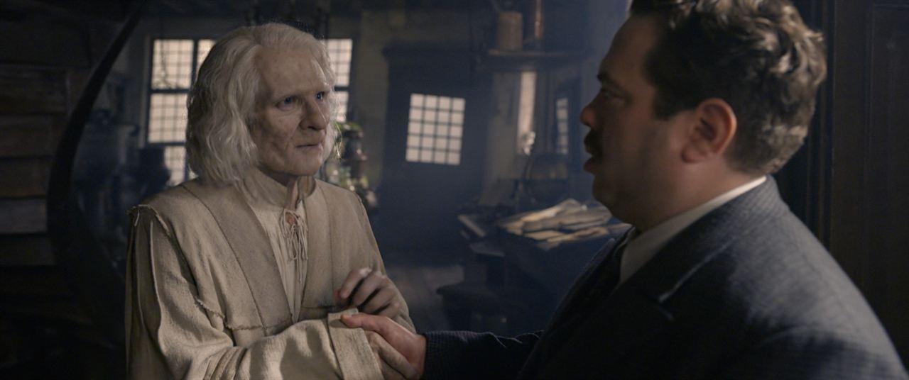 Animais Fantásticos: Os Crimes de Grindelwald : Foto Brontis Jodorowsky, Dan Fogler