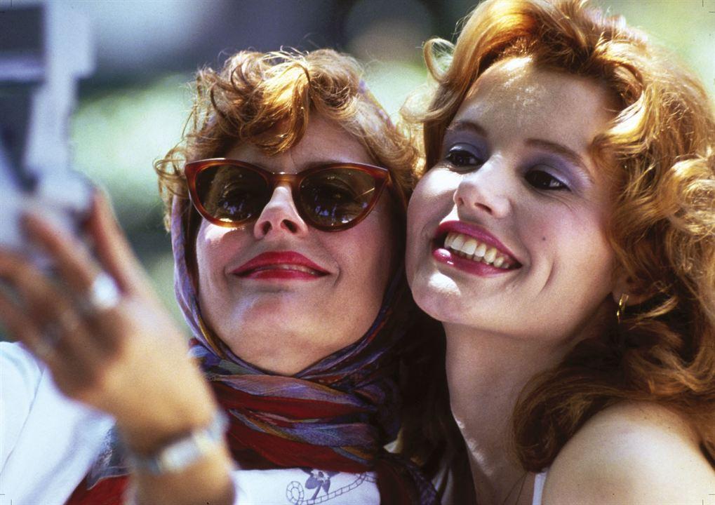 Thelma & Louise : Foto Geena Davis, Susan Sarandon