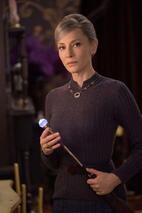 O Mistério do Relógio na Parede : Foto Cate Blanchett