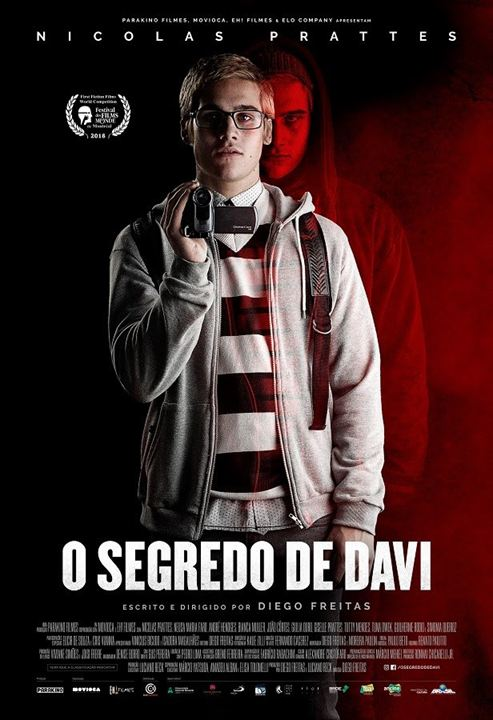 O Segredo de Davi : Poster