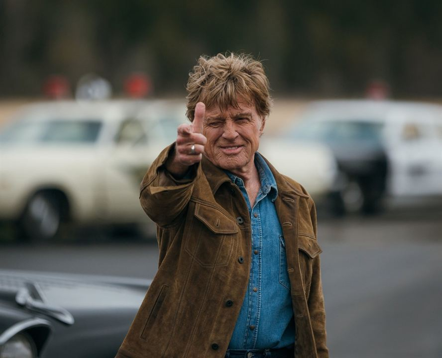 The Old Man & The Gun : Foto Robert Redford