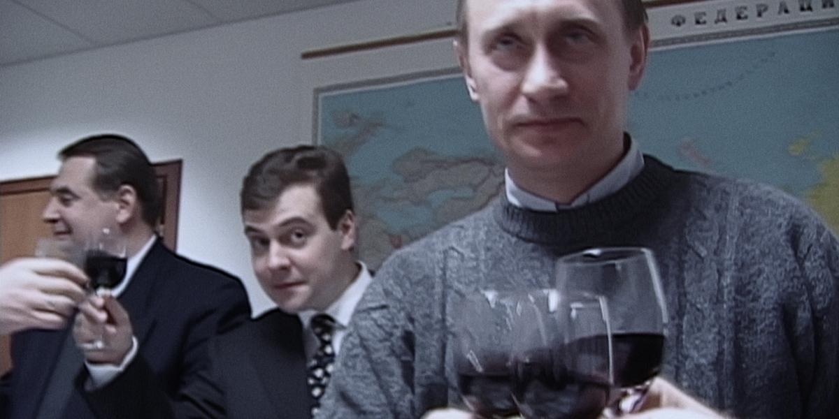 As Testemunhas de Putin : Foto
