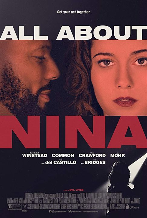 All About Nina : Poster