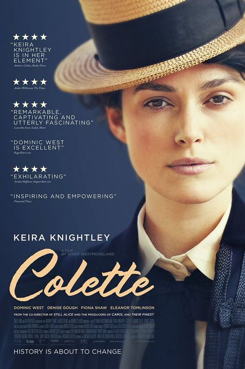 Colette : Poster