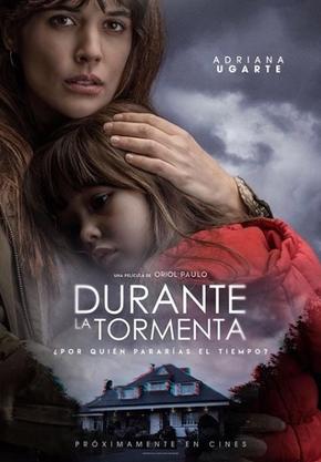 Durante a Tormenta : Poster