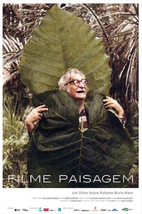 Filme Paisagem - Um Olhar Sobre Roberto Burle Marx : Poster