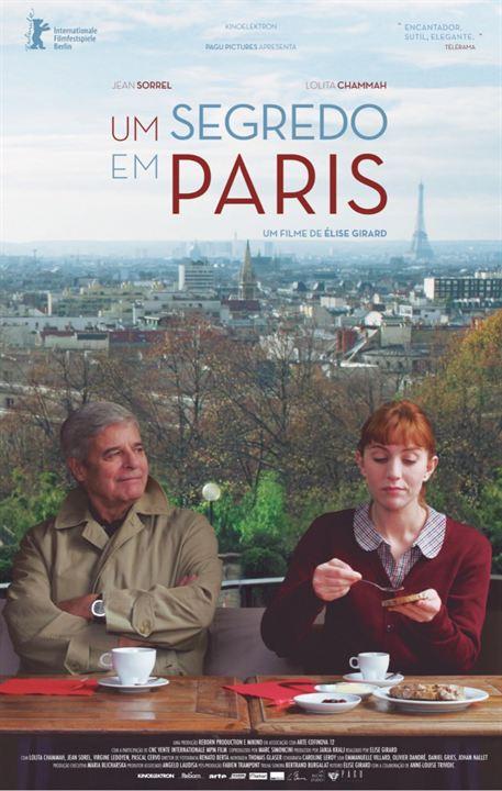 Um Segredo em Paris : Poster