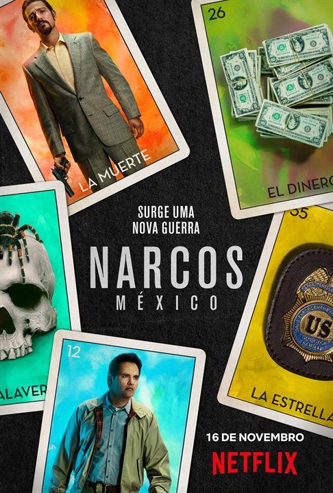 Narcos: México : Poster