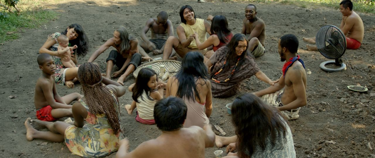 A Terra Negra dos Kawa : Foto
