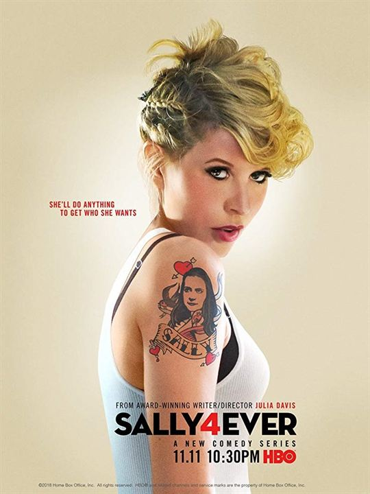 Sally4Ever : Poster