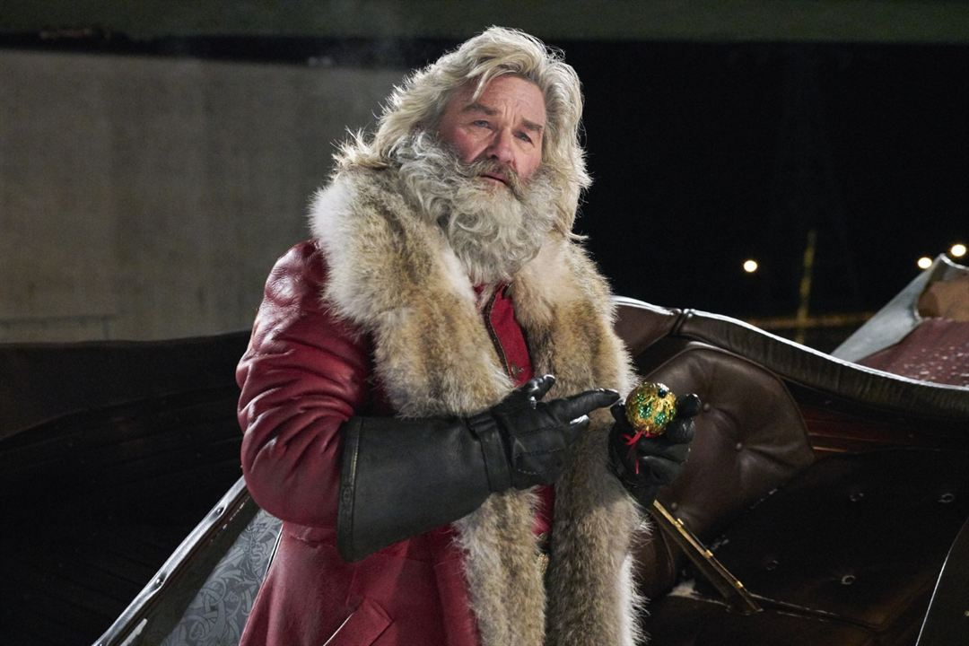 Crônicas de Natal : Foto Kurt Russell