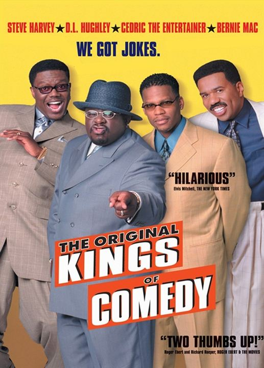 The Original Kings of Comedy : Poster