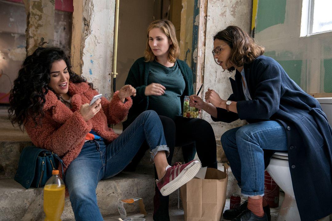 Foto Joséphine Draï, Sabrina Ouazani, Zita Hanrot