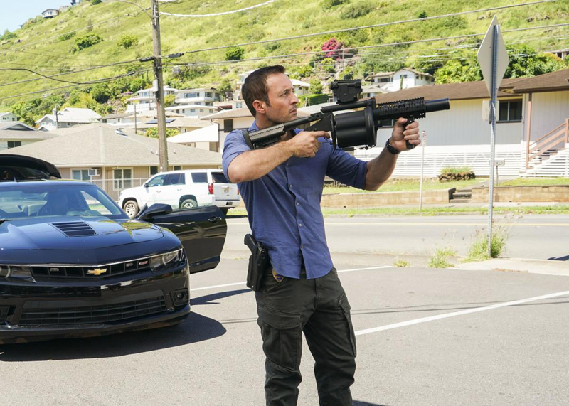 Foto Alex O'Loughlin