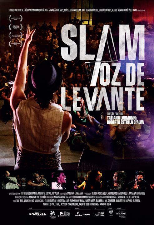 SLAM: Voz de Levante : Poster