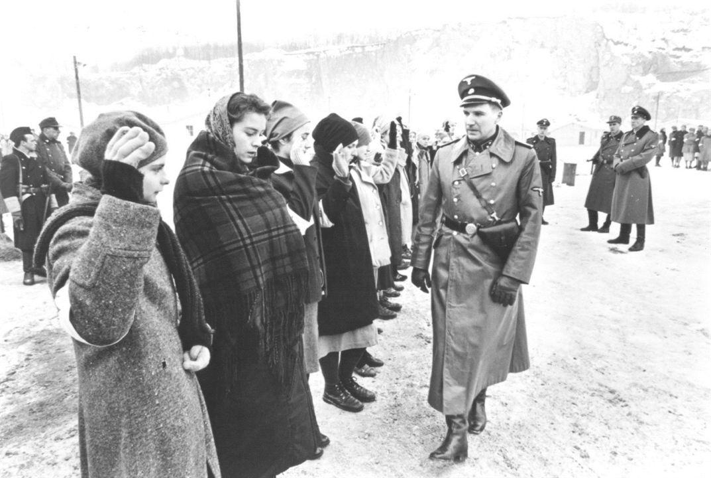 A Lista de Schindler : Foto Ralph Fiennes