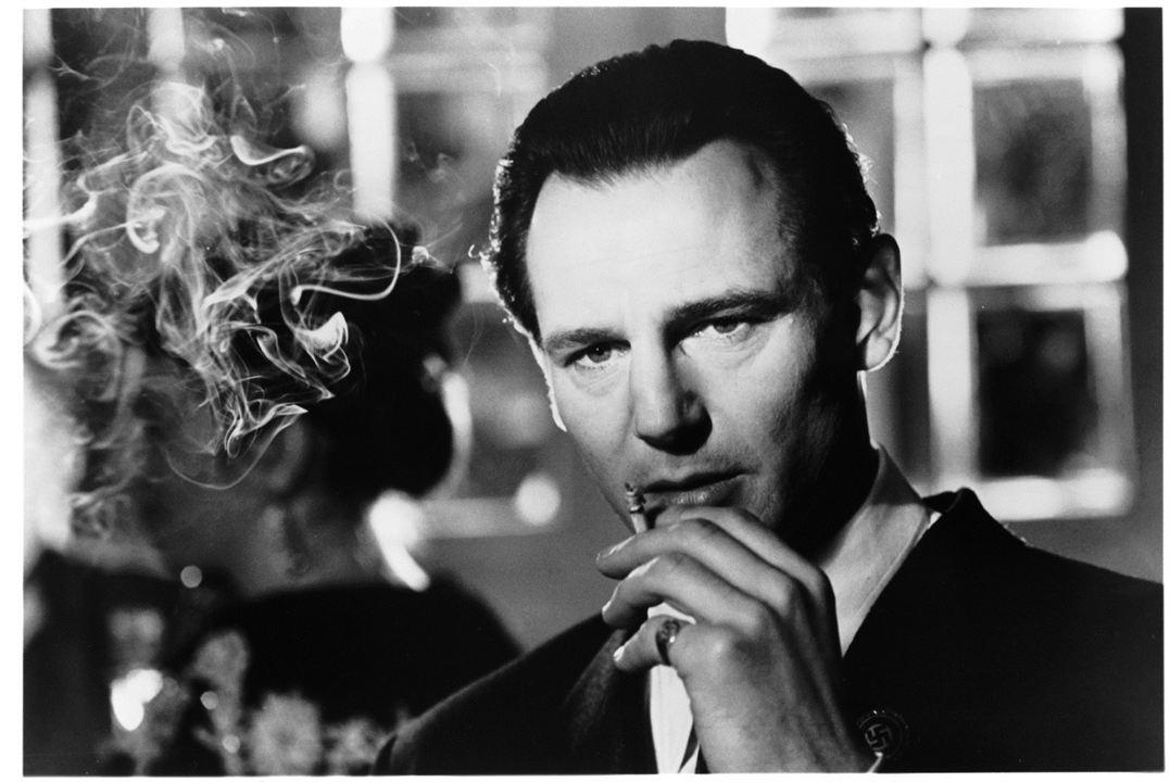 A Lista de Schindler : Foto Liam Neeson