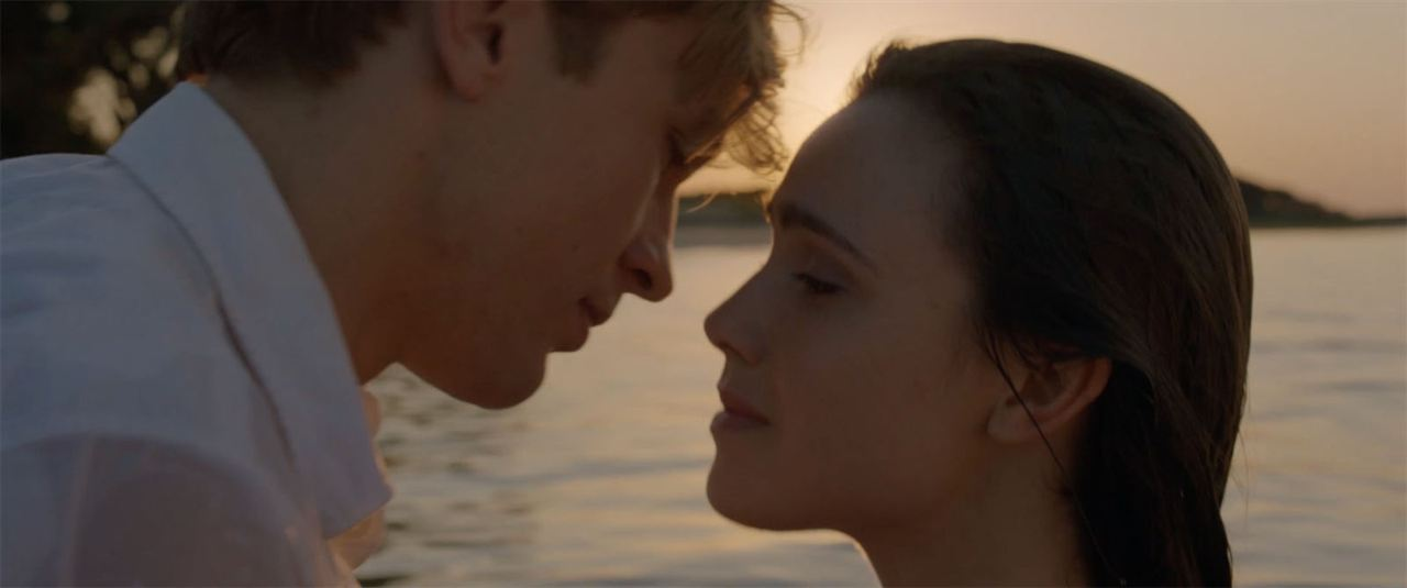 A Pequena Sereia : Foto Poppy Drayton, William Moseley