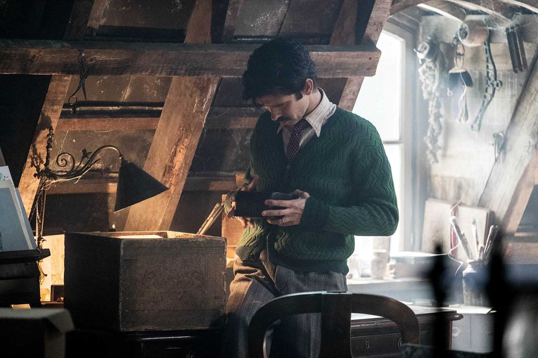 O Retorno de Mary Poppins : Foto Ben Whishaw
