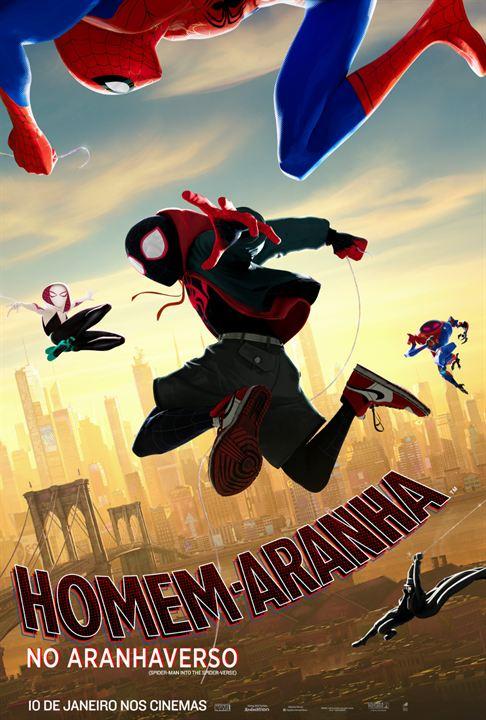 Homem-Aranha no Aranhaverso : Poster
