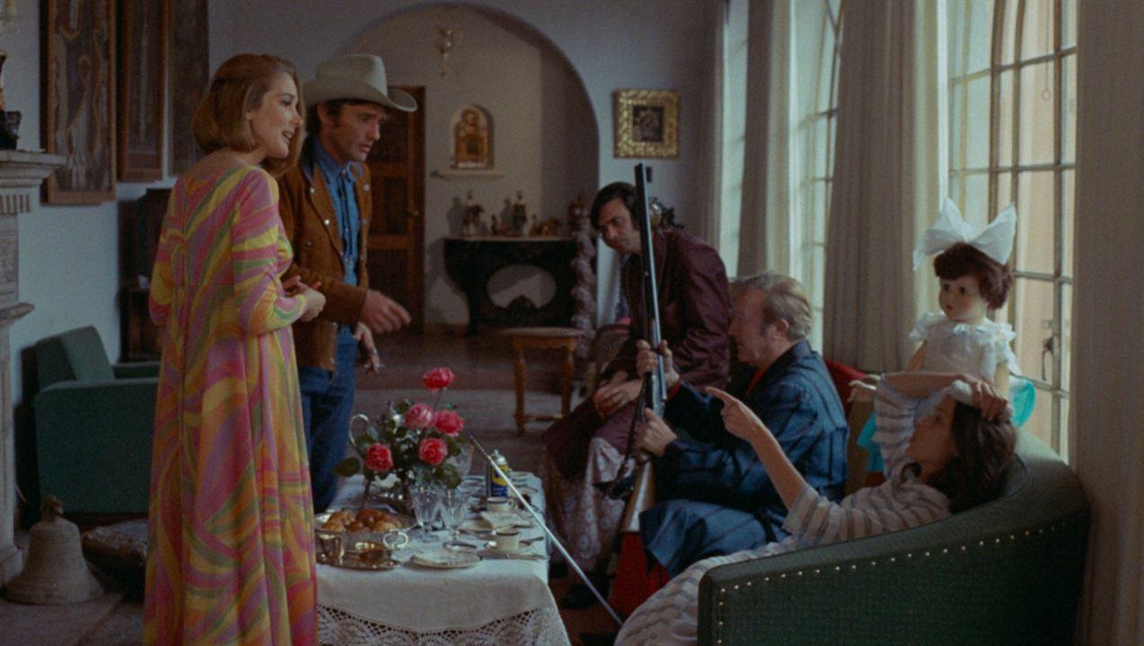 The Last Movie : Photo Dennis Hopper, Julie Adams