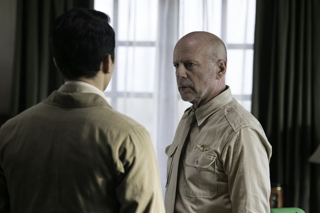 The Bombing: Bruce Willis