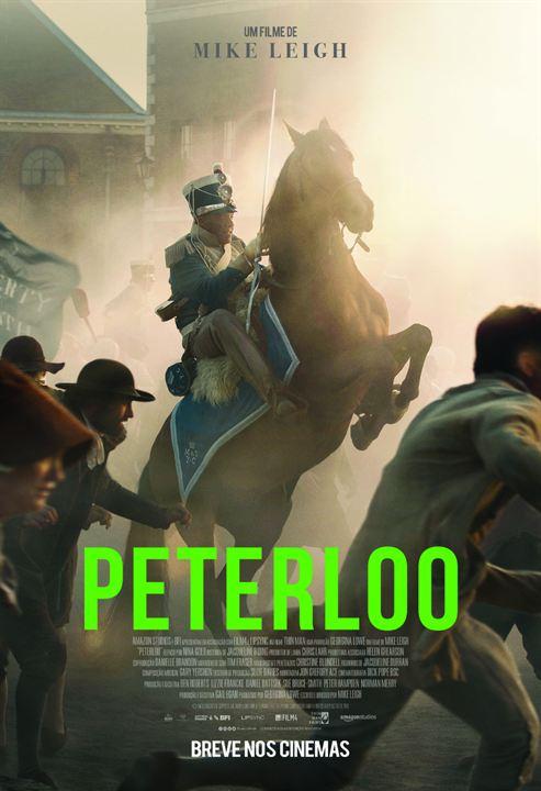 Peterloo : Poster