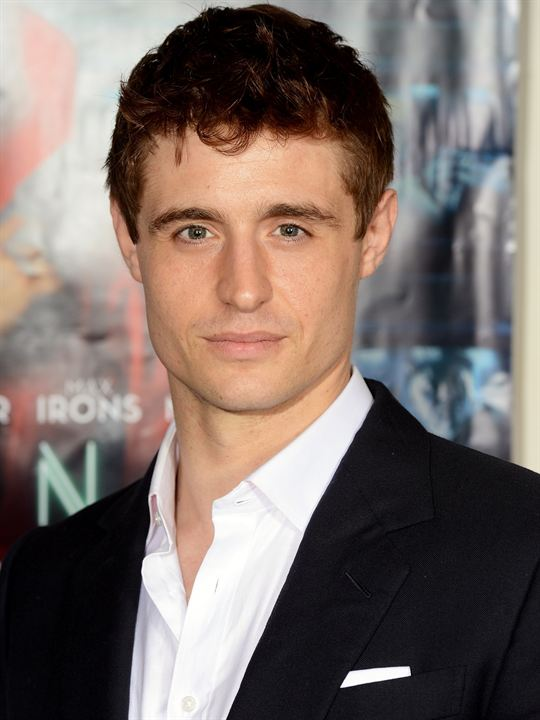 Poster Max Irons