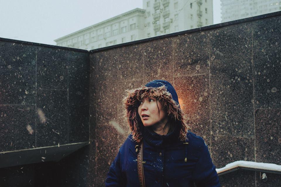Ayka : Foto Samal Yeslyamova