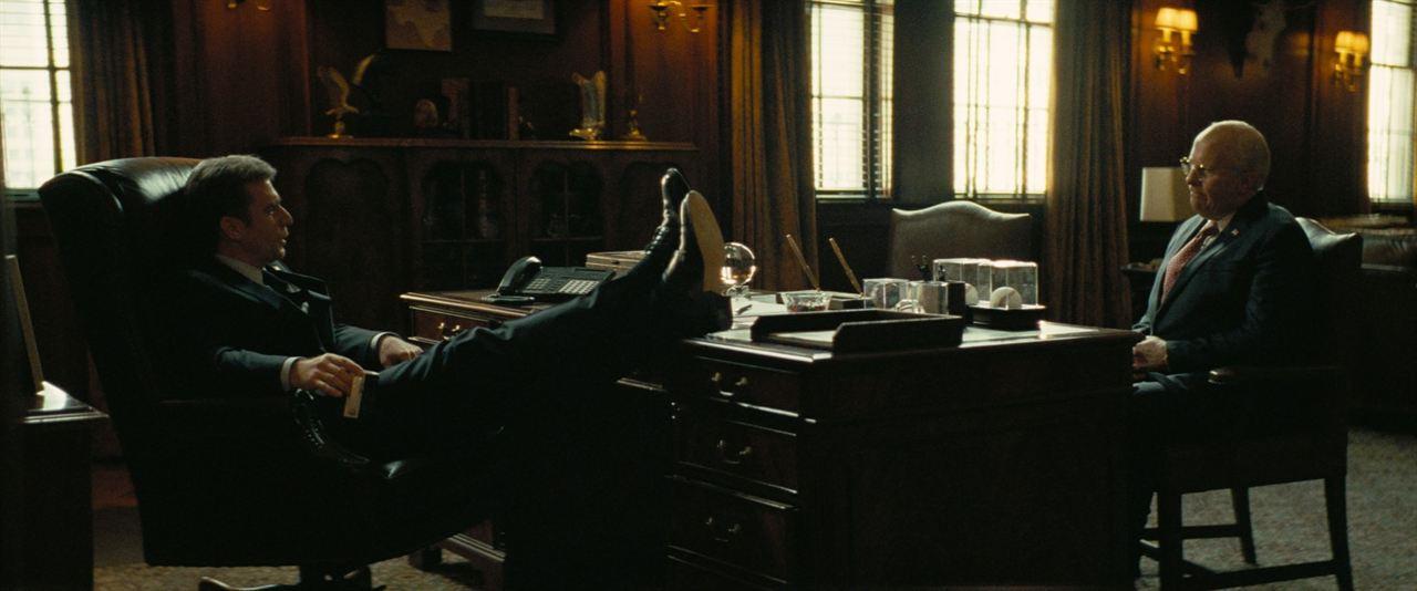 Vice : Foto Christian Bale, Sam Rockwell