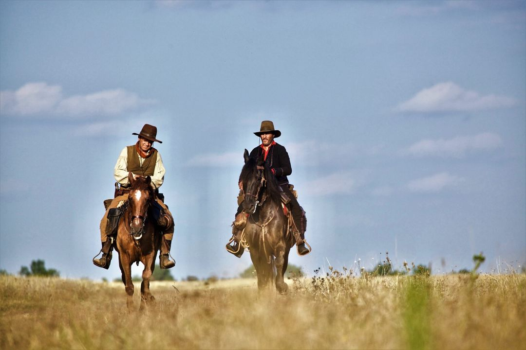 The Sisters Brothers : Foto Joaquin Phoenix, John C. Reilly