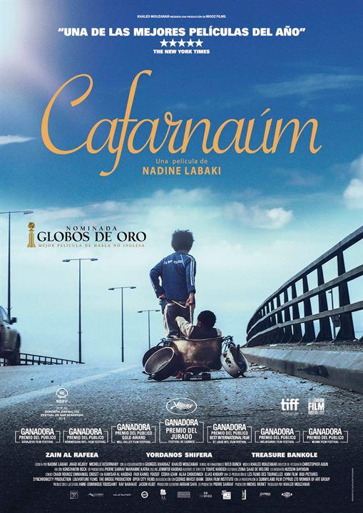 Cafarnaum : Poster