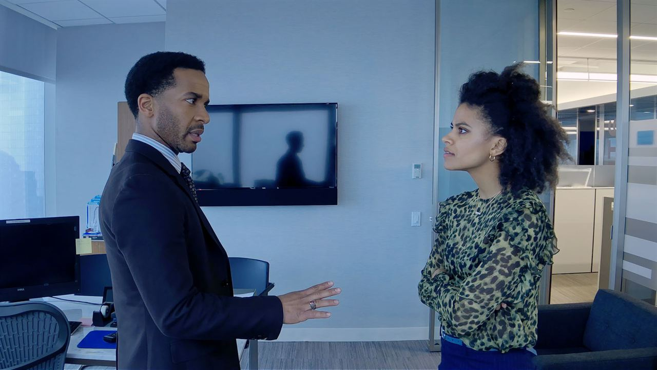 High Flying Bird : Foto Andre Holland, Zazie Beetz