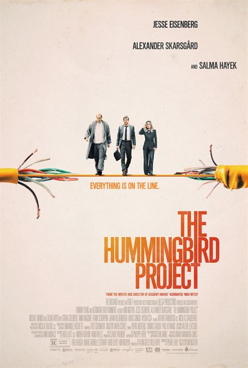 The Hummingbird Project : Poster