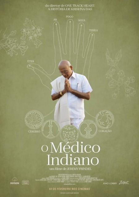 O Médico Indiano : Poster