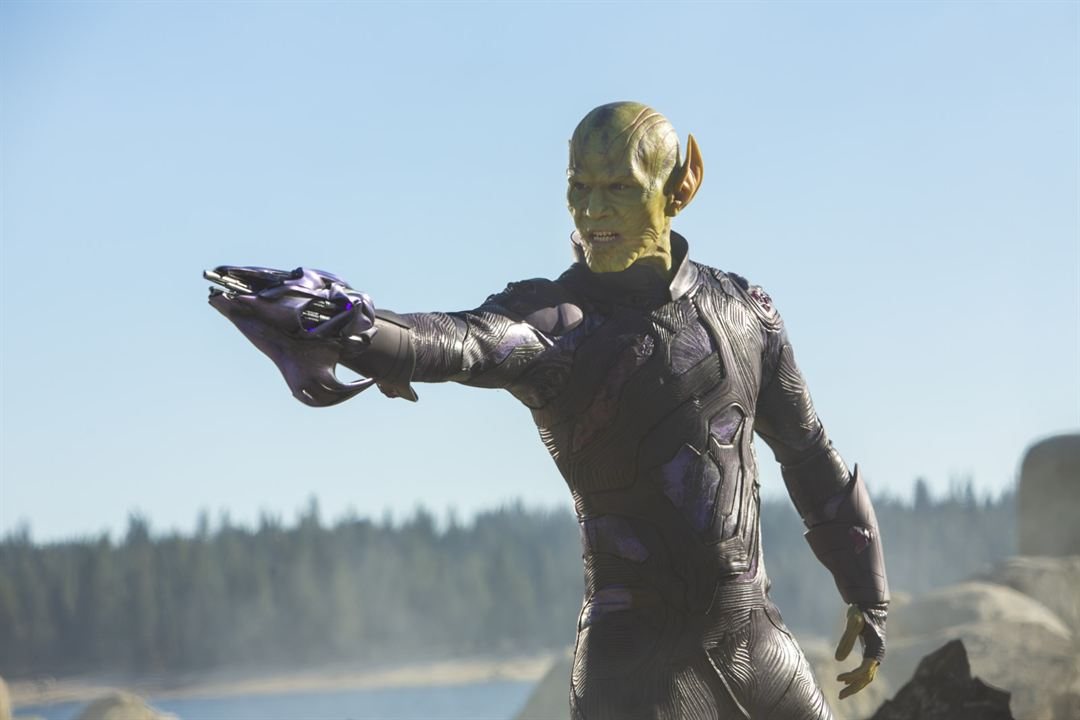 Capitã Marvel : Foto Ben Mendelsohn