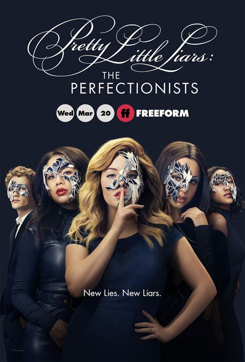 Pretty Little Liars: The Perfectionists : Poster
