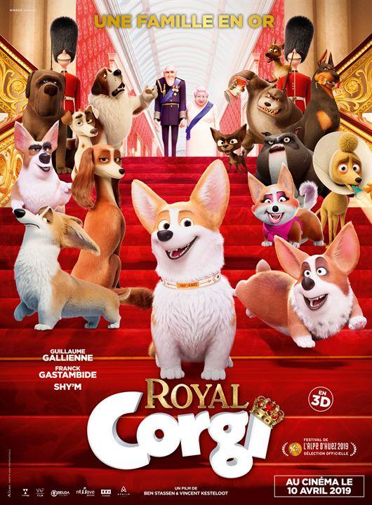 Corgi: Top Dog : Poster