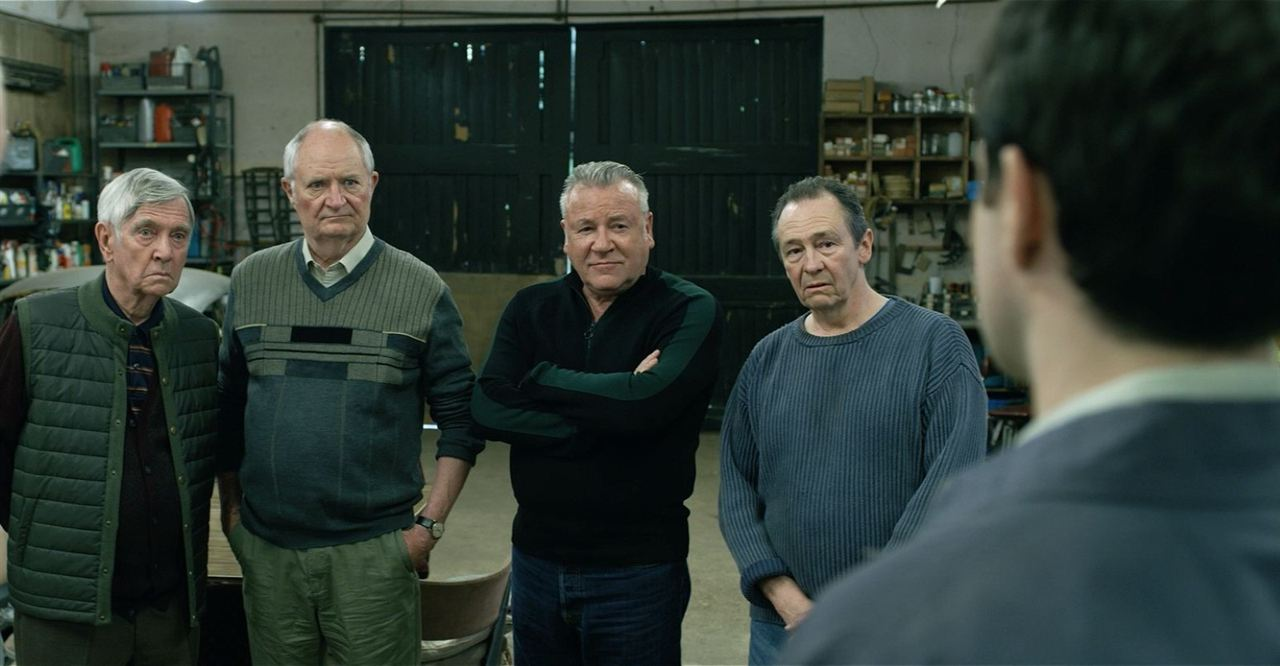 Rei dos Ladrões : Foto Charlie Cox, Jim Broadbent, Paul Whitehouse, Ray Winstone, Tom Courtenay