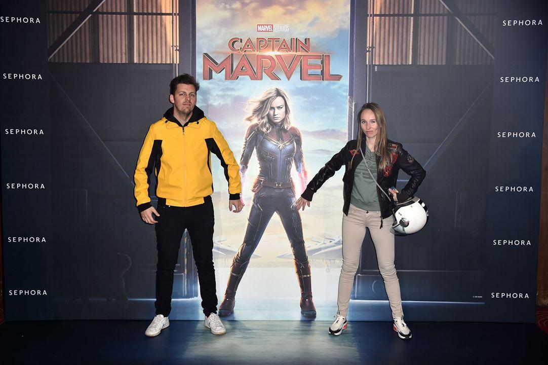 Capitã Marvel : Vignette (magazine)