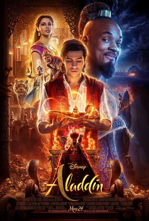 Aladdin : Poster