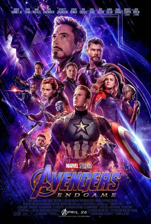 Vingadores: Ultimato : Poster
