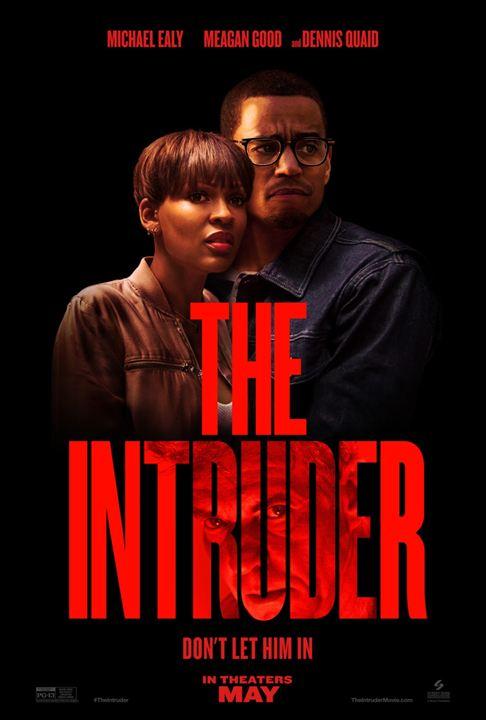 The Intruder : Poster