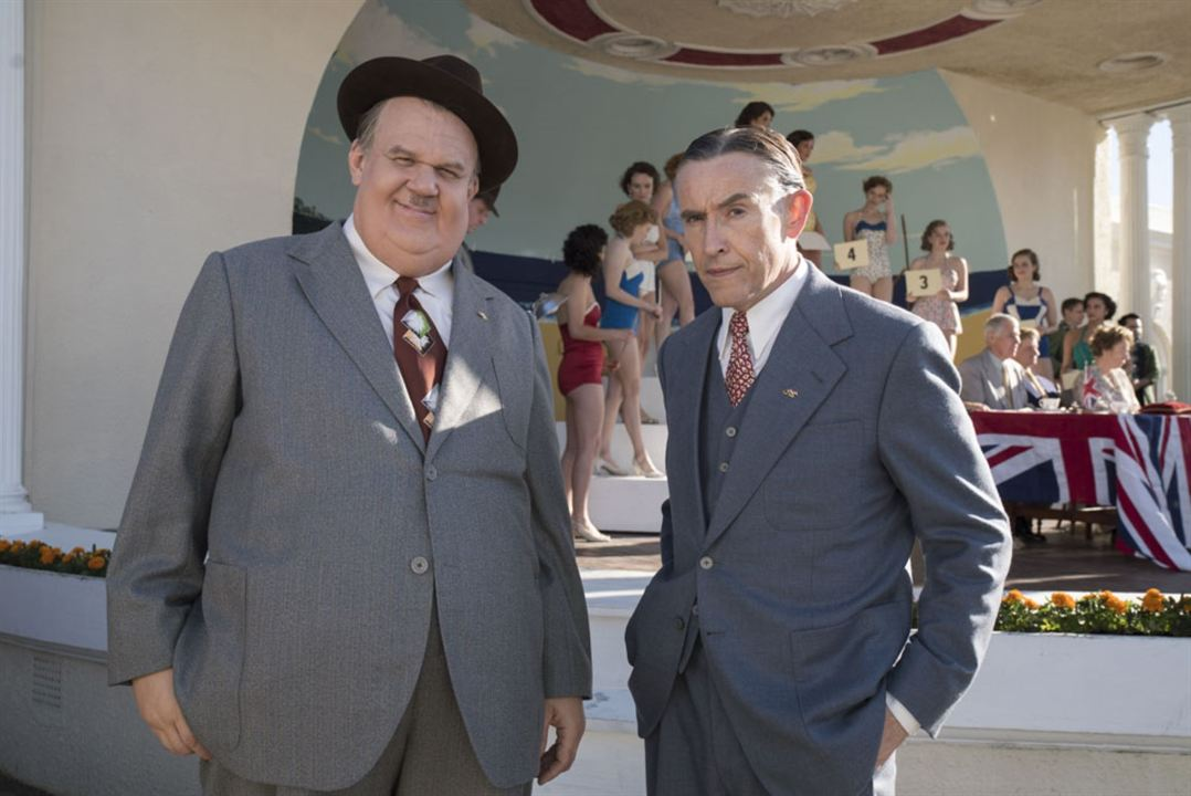 Stan e Ollie - O Gordo e o Magro : Foto John C. Reilly, Steve Coogan