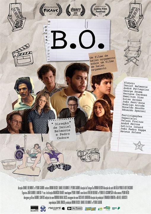 B.O. : Poster