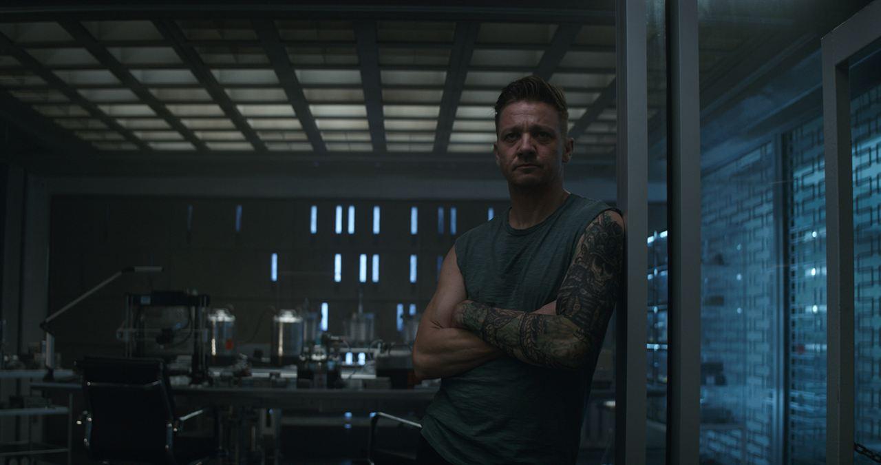 Vingadores: Ultimato : Foto Jeremy Renner