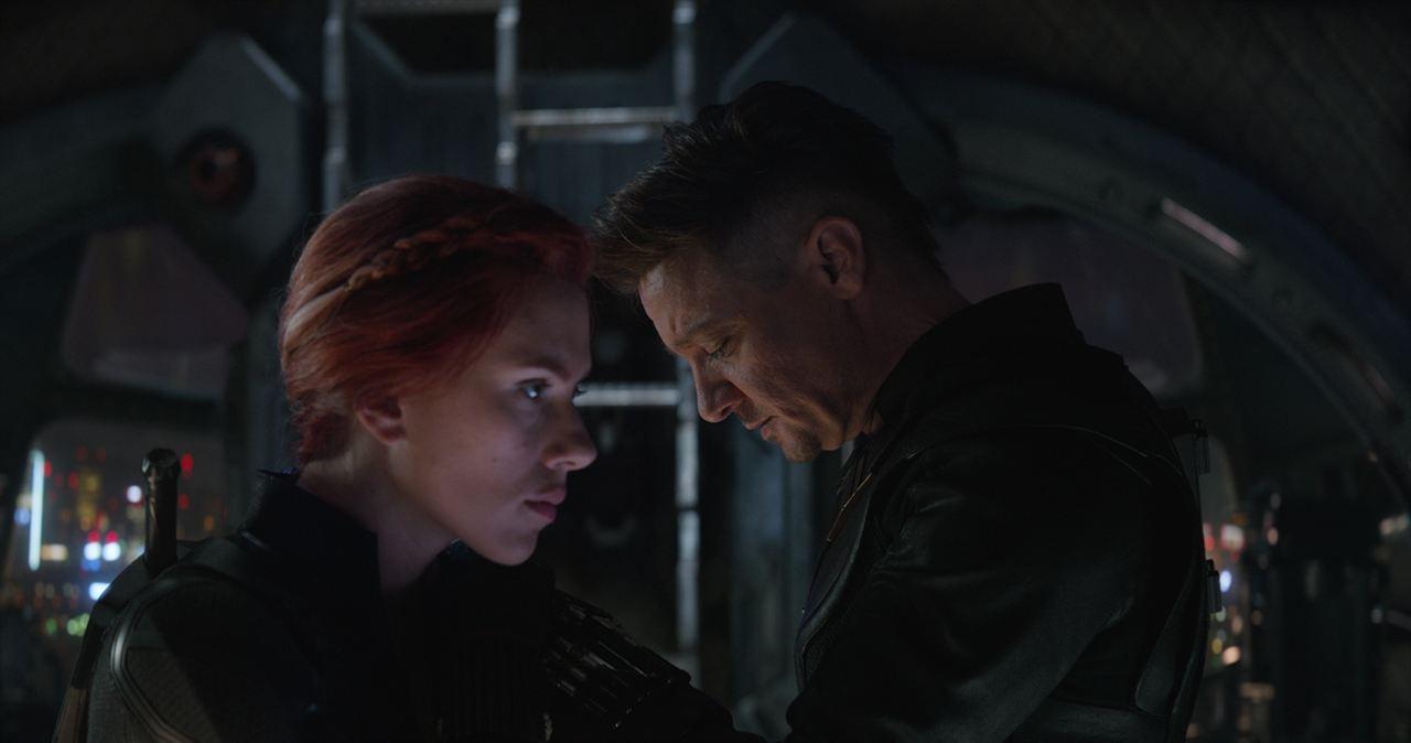 Vingadores: Ultimato : Foto Jeremy Renner, Scarlett Johansson
