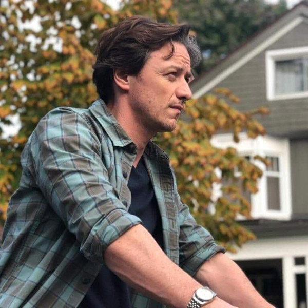 It - Capítulo 2 : Foto James McAvoy